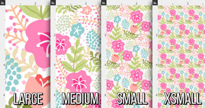 Summer Floral Fabric