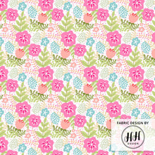 Load image into Gallery viewer, Summer Floral Fabric
