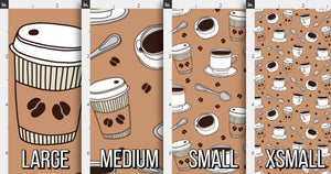 Coffee Fabric