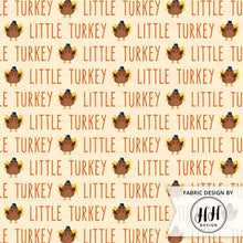Load image into Gallery viewer, Little Turkey Fabric