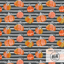 Load image into Gallery viewer, Autumn Pumpkin Fabric