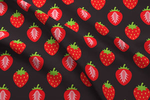 Strawbery Dreams Fabric