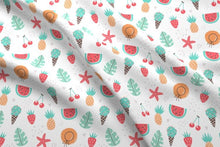 Load image into Gallery viewer, Fruit Summer Fabric