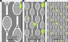 Load image into Gallery viewer, Tennis Racket Fabric