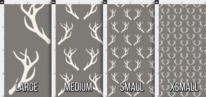 Deer Antler Fabric