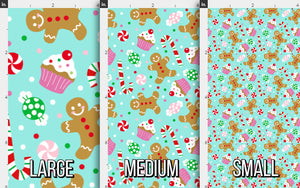 Christmas Sweets Fabric