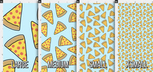 Pizza Fabric