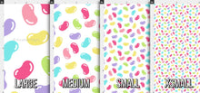 Load image into Gallery viewer, Jelly Bean Fabric - White