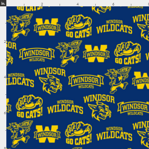 Windsor Wildcats - Custom