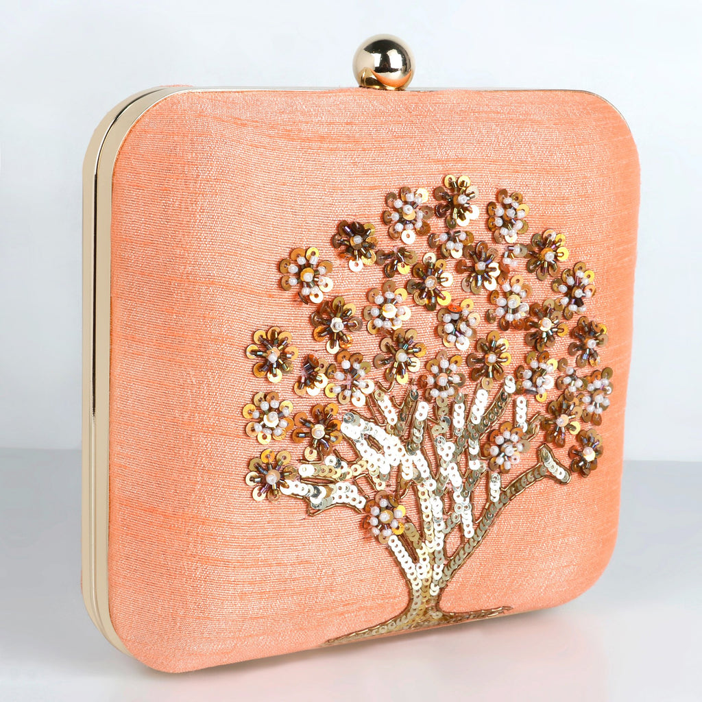 Tree-of-Joy Clutch