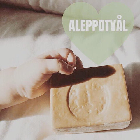 Aleppo Soap for kids!
