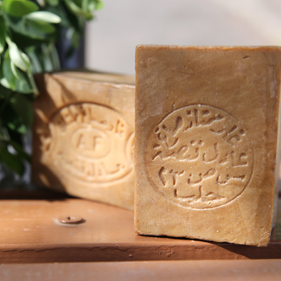 Buy authentic aleppo soap 25%