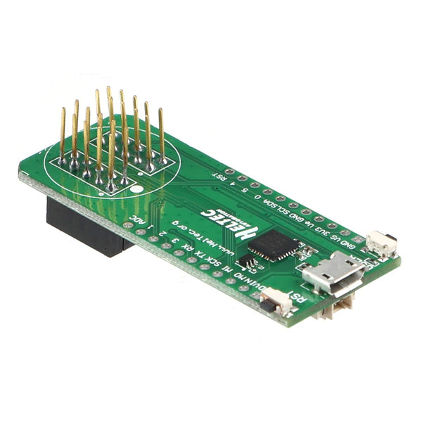 USB Adapter Board Dedicated Debugger with CP2102 Power Management for Capsule Lora Sensor HTCC-AC01