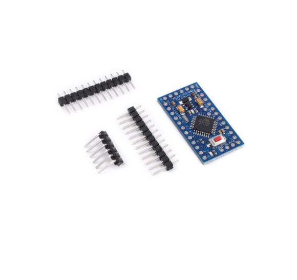 Pro Mini Atmega328 5V/ 16MHz  Atmega328P-AU Compatible to Arduino Boards