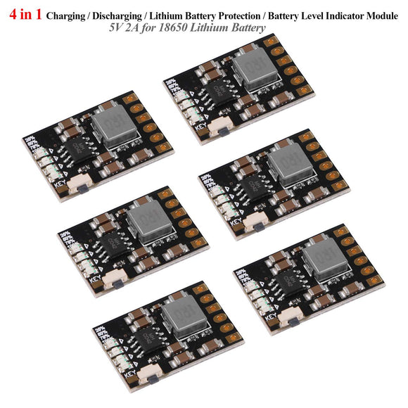 2A 5V Lithium battery charging protection module