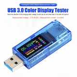 MakerFocus USB 3.0 3.7-30V 0-4A Voltage Tester with Color Display