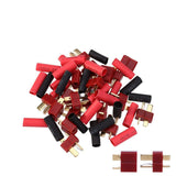 20 Pairs T-Plug Connectors 40 pcs Shrink Tubing