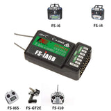 Receiver PPM Output with iBus Port 2.4GHz RC Receiver Compatible Flysky fs i6 i6S i10 i6X RC