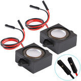 2pcs Arduino Speaker 3 Watt 8 Ohm Single Cavity Mini Speaker Full-range Cavity Mobile Portable