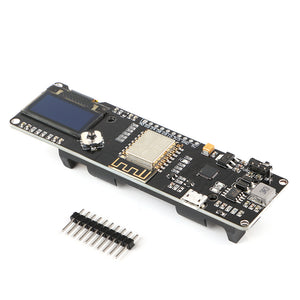 ESP8266 OLED Wifi Module 0.96 inches Display 18650 5-12V 500mA Compatible With NodeMCU Arduino