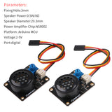 Speaker Module Electronic Building Block Big Speaker Module Amplifier Music Player For Arduino