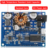DC Buck Converter 60W 5A Power Supply Module  with Cooling Fan LCD Display