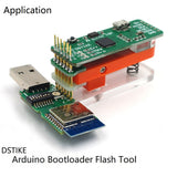 DSTIKE Arduino Bootloader Flash Tool Bootloader Flash Development Tool with Micro-USB for Arduino