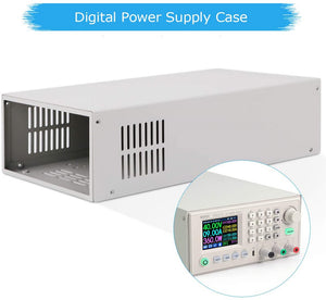 DC Power Supply Case Variable Adjustable  Switching Regulated Metal Housing Shell 30V 60V 12A