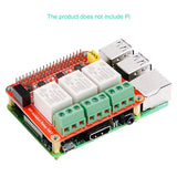 Raspberry Pi Relay Module Expansion Board with Isolated Optocoupler