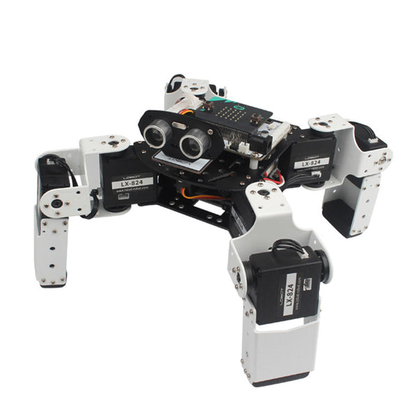 Micro:bit Programmable smart robot
