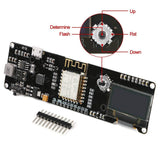 MakerFocus Arduino ESP8266 NodeMCU WiFi Development Board Kit with 0.96inch OLED Display