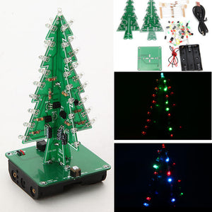 Christmas Tree LED Flash Kit