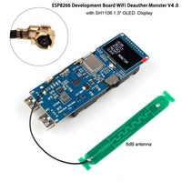 ESP8266 development board Deauther WiFi OLED V3