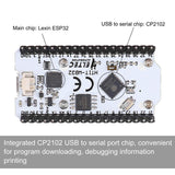 MakerFocus ESP32 Development Board with 0.96 Inch OLED WiFi Kit for Arduino ESP8266 NodeMCU
