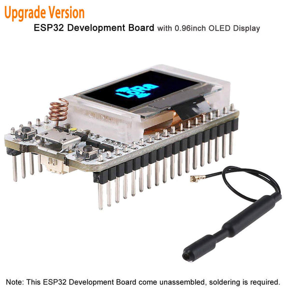 ESP32 Development Board with OLED