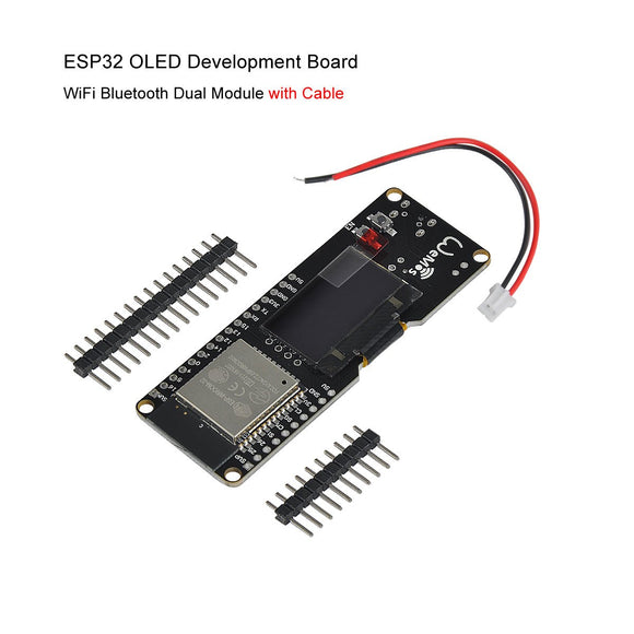 ESP32 OLED development board
