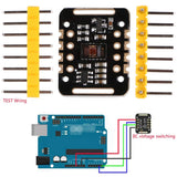 2pcs MAX30102 Heart Rate Sensor Module Heart beat Frequency Tester for Arduino