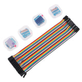 4pcs I2C OLED 0.96 Inch OLED Display Module IIC SSD1306 128 64 LCD White  for Arduino UNO R3 STM