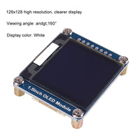 MakerFocus 1.5inch I2C OLED Display Module for Arduino/Raspberry/Jetson Nano/STM32