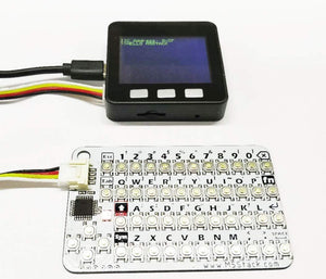 M5Stack Official CardKB Mini Keyboard Unit MEGA328P Grove I2C USB ISP Programmer