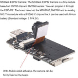 M5Stack ESP32 Mini Camera OV2640 2 MP Camera with 3D WiFi Antenna for Arduino/Raspberry Pi