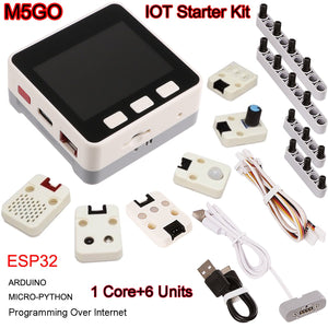 M5Stack M5GO starter kit