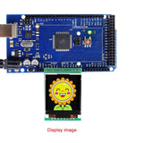 MakerFocus 1.44 inches TFT LCD Screen Display 128x128 SPI