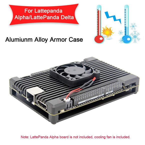 Aluminum Alloy Case for LattePanda Board