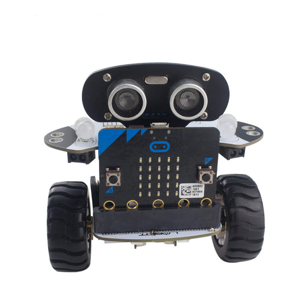 DIY Micro:bit Programming Smart RC Robot