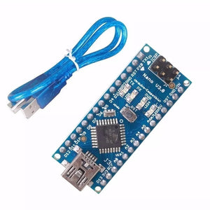 Mini Nano V3.0 ATmega328P Microcontroller Board