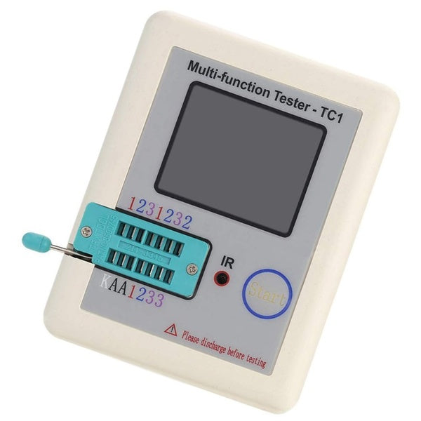 1.8 inch Display Multi-function LCR-TC1 Transistor Tester