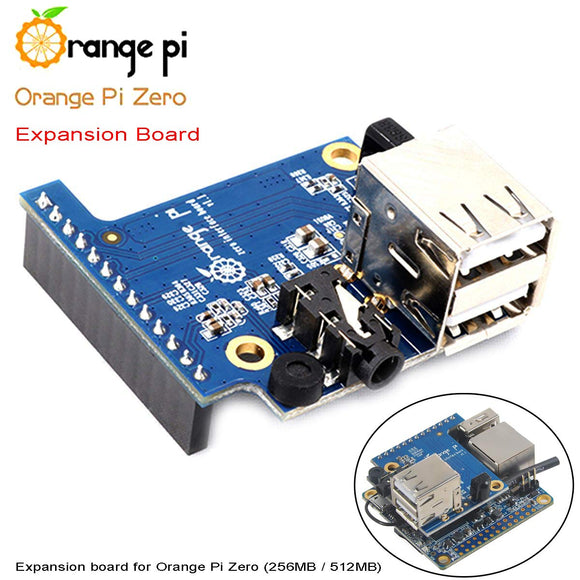 Orange Pi Zero Expansion Board