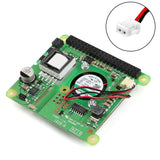MakerFocus Power Over Ethernet Poe Hat Expansion Board for Raspberry Pi 3B+