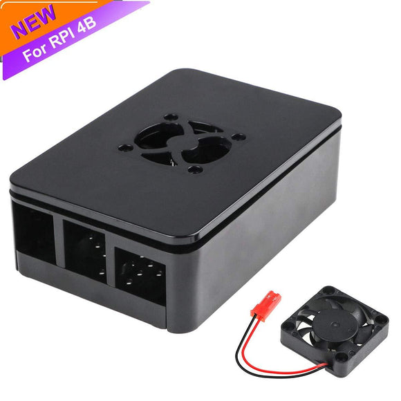 Raspberry Pi 4B ABS Protective Case